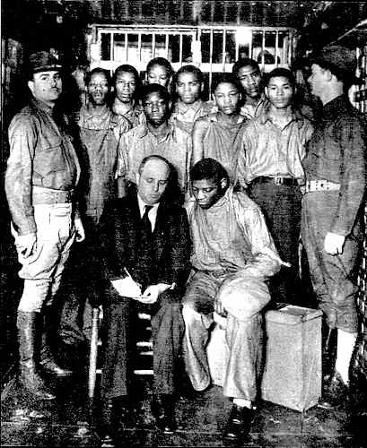 Alabama Pardons Scottsboro Boys